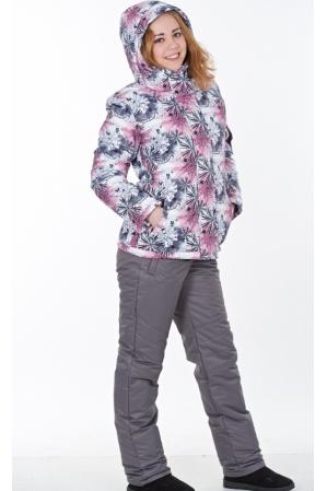 42261ddcbd0 картинка Зимний женский костюм М-157 GLAM (розовый) от магазина ООО « СПОРТЛИНК
